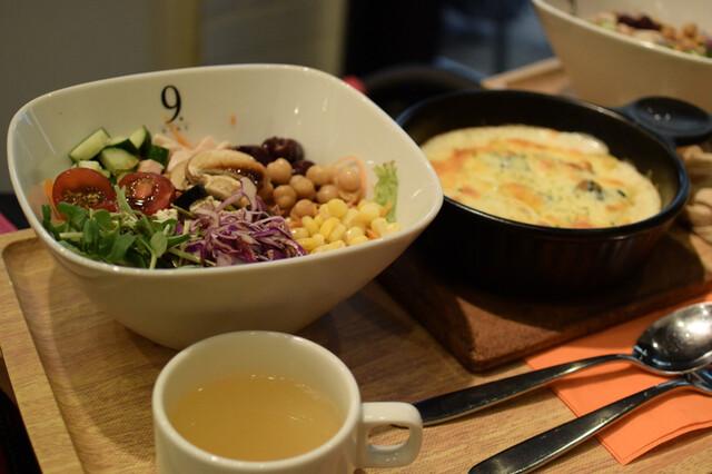 9+の料理の写真