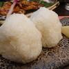 Hidezou - 料理写真:塩おにぎり