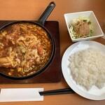 洋食ひかり - 料理写真:グランメールチキン