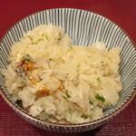 松由 - カマスの炊き込みご飯