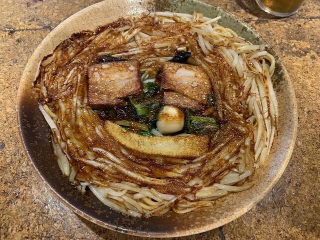 ラーメンBAR やきそばー HITの料理の写真