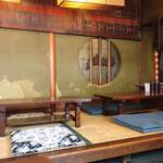 紀文寿司 - 意外と店内は広いのです