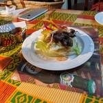 エコ ロロニョン - 当日のオヌヌナ(オススメ)なハツの串焼き