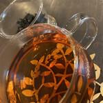 ヨディ - 中国茶、こして、いただきます