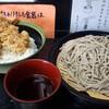 そば寄席 もりしょう - 料理写真:ミニ海老天丼セット750円