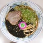 ラーメン 菅家 - 岡本ラーメン・塩(780円)