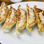 九州ラーメン友理 - 餃子