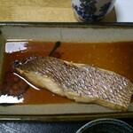 131843893 - 本日の煮魚(鯛)