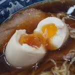 ラーメン丸仙 - 味玉