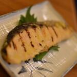 らきいたろう - 銀鮭西京漬焼(600円)2020年6月