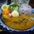 カレー屋 MOSH - 料理写真:コーチンスープのチキントマトカレー