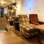 スコップカフェ - 店内