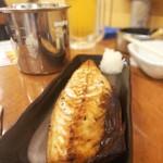 立呑処 へそ - 塩鯖