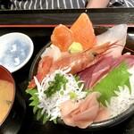 みやもと - 刺身丼