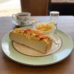 caffe Sole・Luna - モーニング(エッグトースト)、ブレンドコーヒー