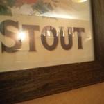 ダブリン - アイリッシュパブ&レストラン ダブリンの店内看板(11.11)