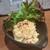 浅野サカナ日本酒店 - その他写真:炙りチーズといぶりがっこの濃厚ポテサラ