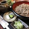 野点庵 - 料理写真:天もり(十割そば )