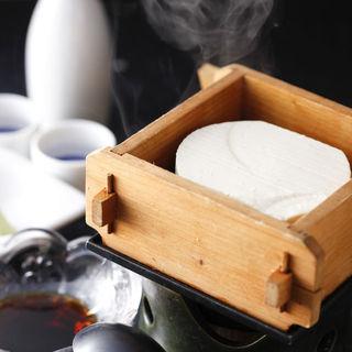 【創作京料理】京豆富&逸品創作料理を楽しむ