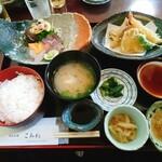 割烹旅館 こみね - 料理写真: