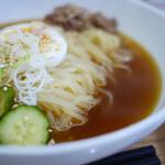 冷麺ダイニングつるしこ - 盛岡冷麺