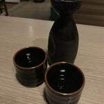 日本酒と地鶏 八兵衛 - 日本酒