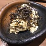焼き鳥 きんざん - 塩こんぶ豆腐(税込 385円)評価=○