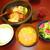 山本のハンバーグ - 料理写真:ランチ山本のハンバーグセット 1790円(税込)【2020年6月】