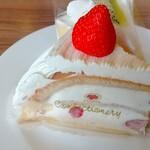 fujiyaresutoran - イタリアンショートケーキ