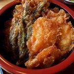 割烹 福寿司 - 天重(アップ)(2020.5)