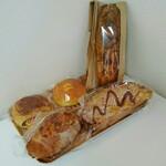 131890050 - 美味しそうなパンたち