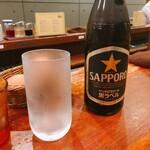 Shinamenhashigo - 真夜中のビール