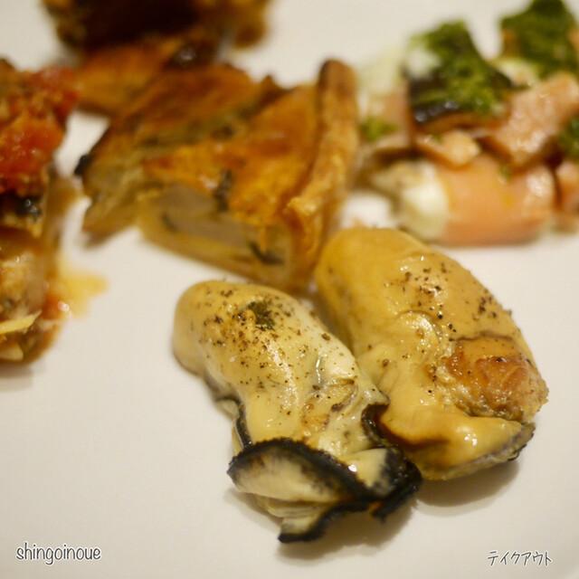 アンティカ トラットリア チーボの料理の写真