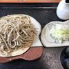 専心庵 - 料理写真:蕎麦セット