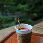 Cafe 小田原柑橘倶楽部 - ホットワイン