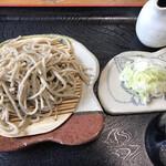 専心庵 - 蕎麦セット