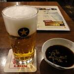 札幌開拓使 - ビール