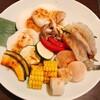 Sujo - 料理写真:海鮮焼