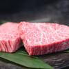 焼肉 飛鳥 - 料理写真:黒毛和牛厚切りステーキ