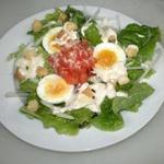 焼肉 高麗苑 - シーザーサラダ