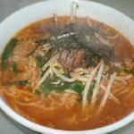 焼肉 高麗苑 - 牛すじラーメン