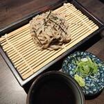 博多串焼と刺身 ココロザシ - せいろそば