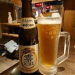 博多串焼と刺身 ココロザシ - ノンアル(418円)
