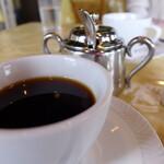 レストラン パルフェ - 食後にはコーヒー!