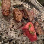 七輪炭火焼肉 和や -