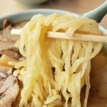永華 - ピロピロ麺