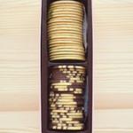 山本道子の店 - マーブルクッキー(\1,780)キチッと入ってます。