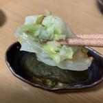 餃子 たかすみ - 野菜たっぷり♡