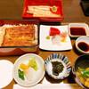 根ぎし 宮川 - 料理写真:うなぎコース 3200円 白焼き 3000円