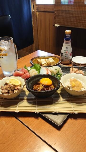 串神坊の料理の写真